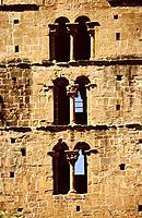 Santa Cruz de la Serós. Huesca province. Spain