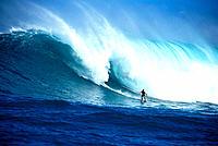 Hawaii, Maui, Peahi, Big wave surfing, Buzzy Kerbox C1389