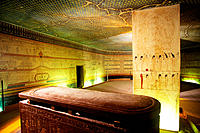 Tomb of Tutmosis III. Valley of the Kings. West Bank. Luxor. Egypt