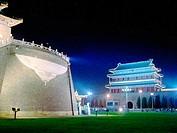 Qianmen Gate. Beijing. China