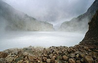 Boiling Lake, Commonwealth of Dominica