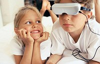 Virtual Reality, Game, Fun
