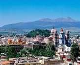 Toluca. Mexico