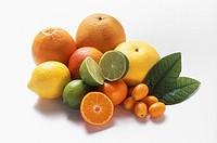 Various citrus fruits (5)