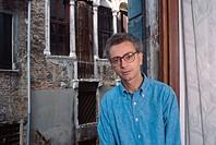 Daniele del Giudice, Italian writer, 1993