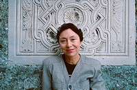 Julia Kristeva, French writer, 1995