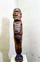 Sculpture, The Paul Gauguin collection. Musée d´Orsay, Paris, France