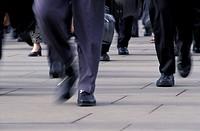 business, legs, mass, passersby, pedestrians