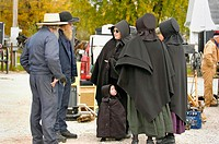 Amish lifestyle. Ohio. USA