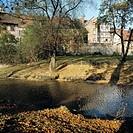 Fall colours, Brunswick, Lower Saxony, Germany