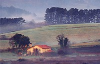 ´Caserio´. Bizkaia. Basque Country. Spain