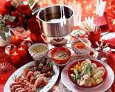 Christmas fondue for all the family (2)
