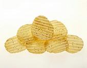 Several Potato Sour Cream Potato Chips