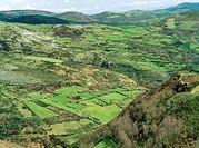 Teixeira pass, Courel mountains. Lugo province, Spain