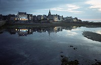 Houses in Bretagne,France.