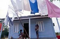 House. San Juan y Martínez.. Pinar del Río province. Cuba.