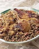 italy, lombardia, mantova, duck, lentils