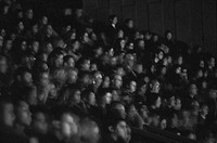 Audience at the Queen E Theatre, Vancouver, BC´