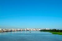 Rio Guaiba, Rio Grande do Sul, Brazil