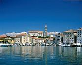 Harbour, Holiday, Landmark, Piran, Primorska, Region, Slovenia, Europe, Tourism, Town, Travel, Vacation, View,