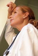 doctor, stethoscope