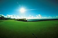 Hawaii, Kauai, Lihue, Kauai Lagoons Resort, Kiele Golf Course