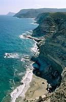 Agua Amarga. Cabo de Gata. Spain.