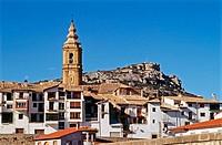 Forcall, Els Ports. Castellón province, Spain
