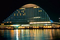 Oriental hotel. Kobe. Japan