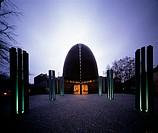 Düsseldorf, Rochuskirche/ Architekt: Prof. Schneider-Esleben