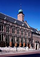 Nijmegen, Rathaus/Fassade
