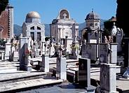 Linguaglossa, Friedhof