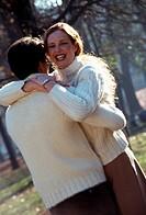 couple, outdoor