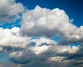 Nice clouds. Poland