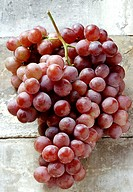 A red table grape