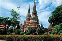 Wat Yai Chai Mongkhon, Ayutthara, Thailand