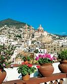10501343, Guerrero state, church Santa Prisca, Mexico, Central America, Latin America, town, city, Taxco,