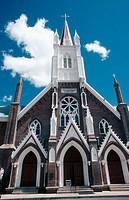 St. Mary in the Mountains Roman catholic church, Virginia City. Nevada, USA