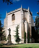 St. Paul´s church, Palencia. Castilla-León, Spain