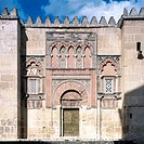 Great Mosque of Córdoba. Andalusia. Spain