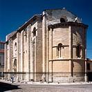 La Magdalena church, Zamora. Castilla-León, Spain