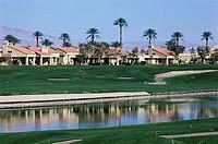 La Quinta Golf Course La Quinta California USA