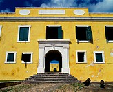 Fort Christiansvaern Christiansted St. Croix