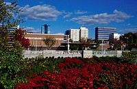 World´s Fair Park Knoxville Tennessee, USA