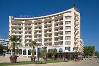 Hotels in Golden Sands, Black Sea coast. Bulgaria