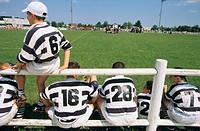 rugby, children