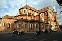 Nha tho Duc Ba (Saigon Cathedral), Ho Chi Minh City, Vietnam
