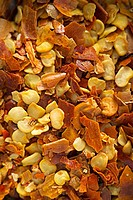 Chopped dried chili