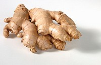 A ginger root