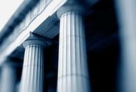 Law courts, Manhattan, New York, USA